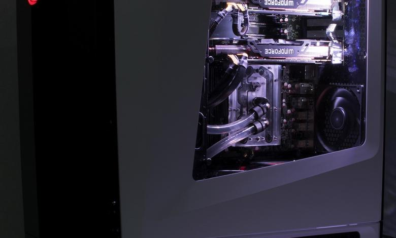 Photo of Origin Genesis PC Chassis Review – Part 2