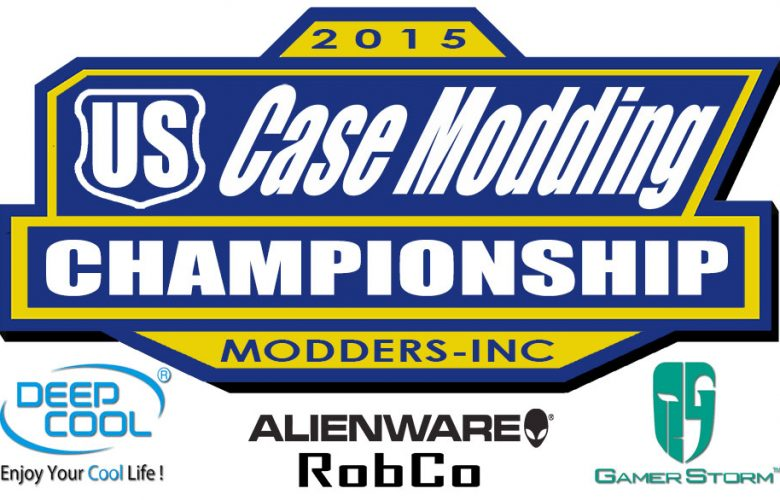 US Case Modding Championship at QuakeCon 2015