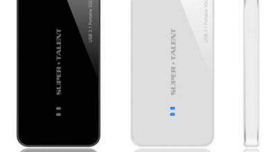 Photo of Super Talent Introduces the USB 3.1 Portable RAIDDrive (PR)