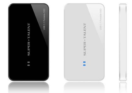 USB 3.1 Portable RAIDDrive