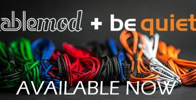 Photo of CableMod Premium Cable Kits Now Compatible with be Quiet! PSUs