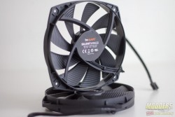 Be Quiet Dark Rock TF Review: Setting the Silent Cooling Standard 135mm, be quiet!, dark rock tf, heatsink. c-type 10