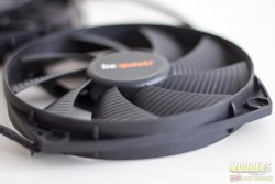 Be Quiet Dark Rock TF Review: Setting the Silent Cooling Standard 135mm, be quiet!, dark rock tf, heatsink. c-type 11