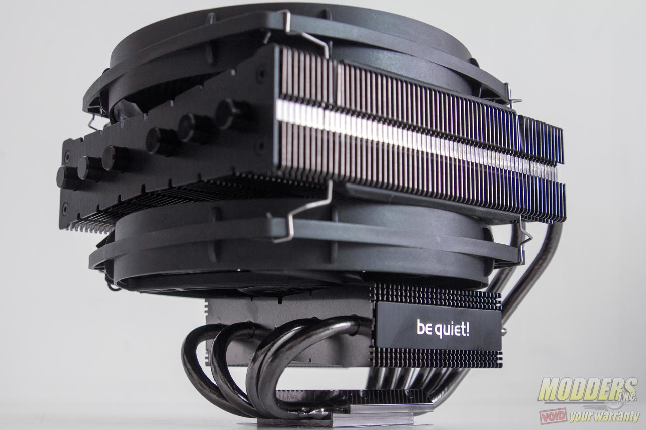 Be Quiet Dark Rock TF Review: Setting the Silent Cooling Standard 135mm, be quiet!, dark rock tf, heatsink. c-type 1