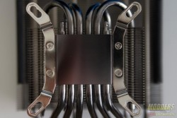 Be Quiet Dark Rock TF Review: Setting the Silent Cooling Standard 135mm, be quiet!, dark rock tf, heatsink. c-type 5
