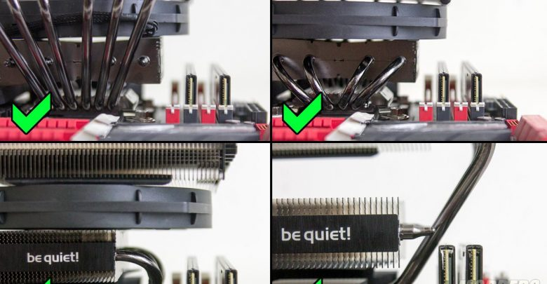 Photo of be quiet! adds motherboard compatibility checker on website