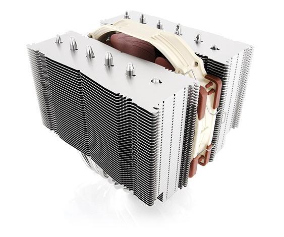 Photo of Noctua presents two asymmetrical 140mm CPU coolers (PR)