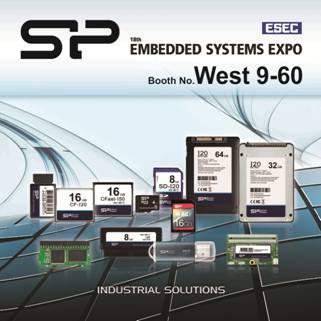 Photo of Silicon Power to Showcase the Latest Advanced Industrial Solutions at ESEC 2015 in Japan