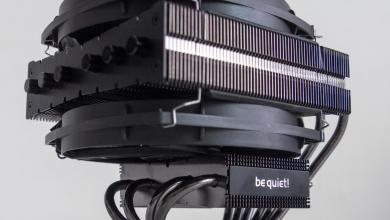 Be Quiet Dark Rock TF Review: Setting the Silent Cooling Standard dark rock tf