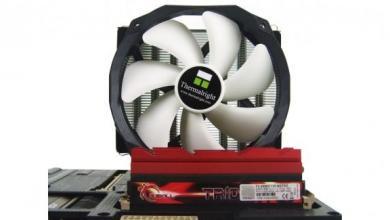 Thermalright True Spirit 140 BW Rev.A CPU Cooler Review @ Tweak Town cooling, CPU Cooler, Thermalright, true spirit 1