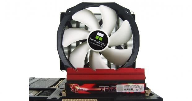 Photo of Thermalright True Spirit 140 BW Rev.A CPU Cooler Review @ Tweak Town