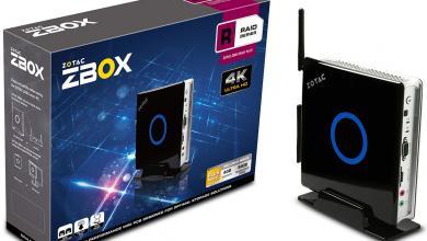 ZOTAC R-series Bring Storage RAID Support to Mini-PCs 4k, Mini-PC, ri323, ri531, Storage, ZBOX 3
