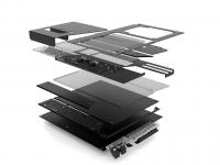 Deepcool Introduces Two New ITX Case Concepts with GPU Showcase Design Deepcool, enclosure, itx, nephrite 6