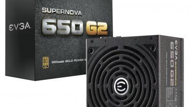 Photo of EVGA Announces SuperNOVA 650 G2 and 550 G2 Power Supplies