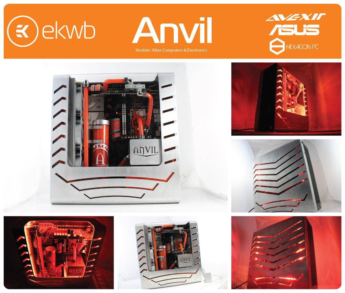 Anvil by Altex Computers