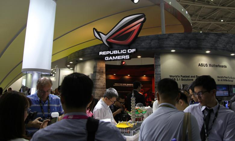 Photo of ASUS Republic of Gamers Showcase at Computex 2015 (PR)