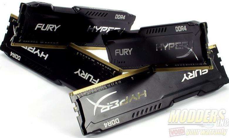 Photo of Kingston HyperX Fury 2400 MHz DDR 4 Memory Review