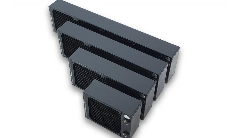 Photo of EK releases new EK-CoolStream XE radiators (PR)