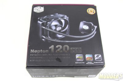 Cooler Master NEPTON 120XL Review: One and Done IMG 7893