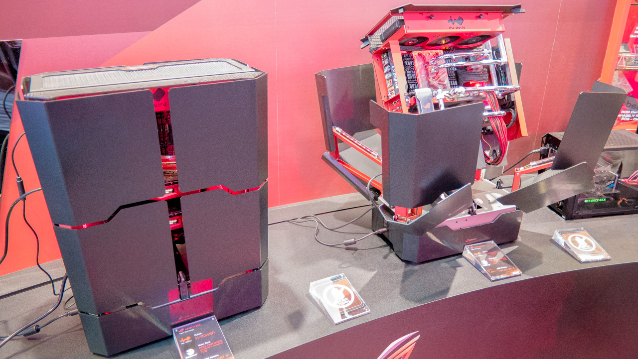 All About The Case Mods at Computex 2015 case modders, case mods, Computex