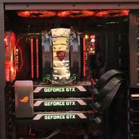 ASUS Republic of Gamers Showcase at Computex 2015 (PR) ASUS, Computex, display, Gaming, monitor, Motherboard, nvme, peripherals, rog, Storage, usb 3.1 2