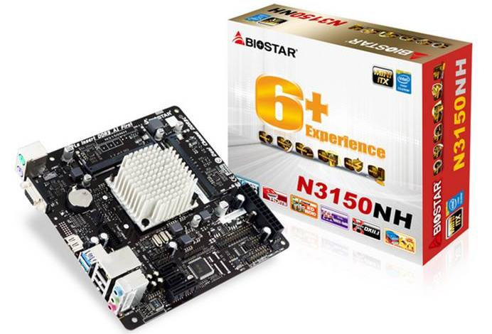 Photo of BIOSTAR Releases $69 N3150NH Quad-Core Embedded Mini-ITX Board