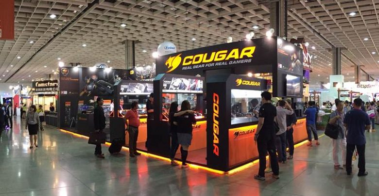 Photo of COUGAR Shows the World the New Generation of Gaming Peripherals at Computex 2015 (PR)