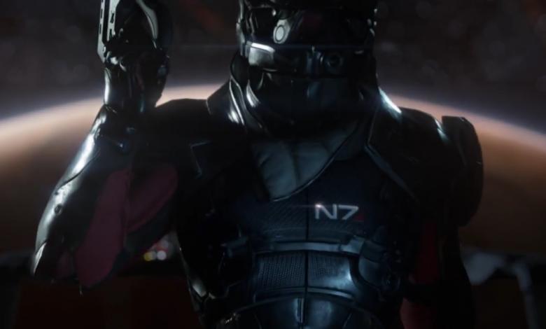 Photo of Mass Effect: Andromeda E3 2015 Trailer