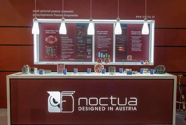 Photo of Noctua at Computex 2015 (PR)