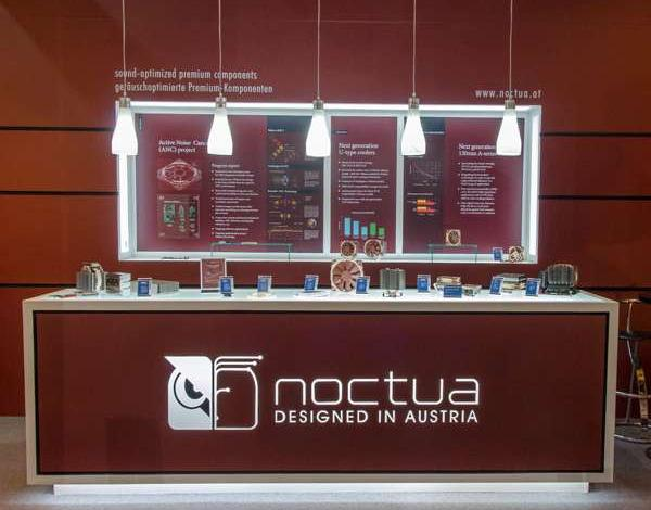 Photo of Noctua at Computex 2015 (PR)