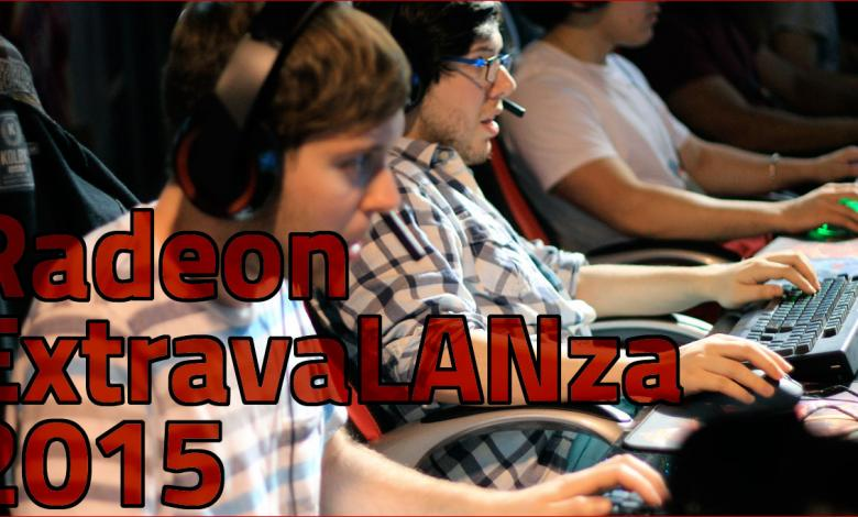 Photo of Radeon ExtravaLANza 2015