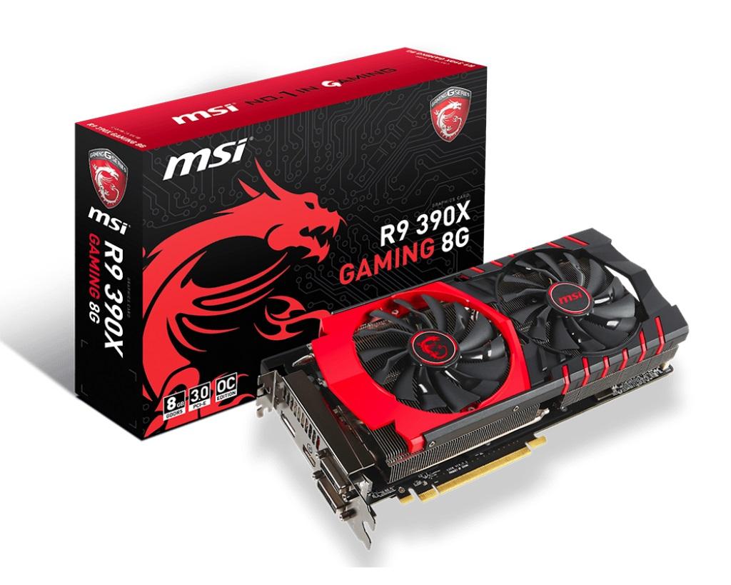 MSI R9 390x