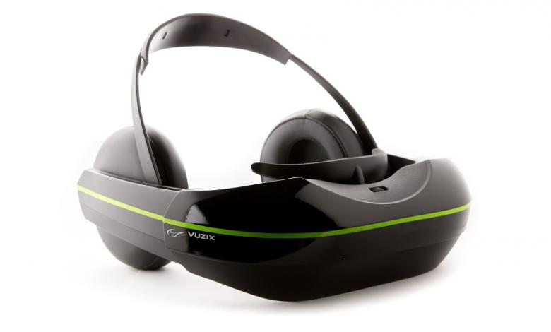 Photo of Vuzix New iWear Video Headphones Now Available for Pre-Order