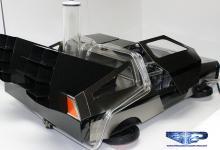 DeLorean Casemod by Marc Molella back to the future, casemod, feature, marc molella 17