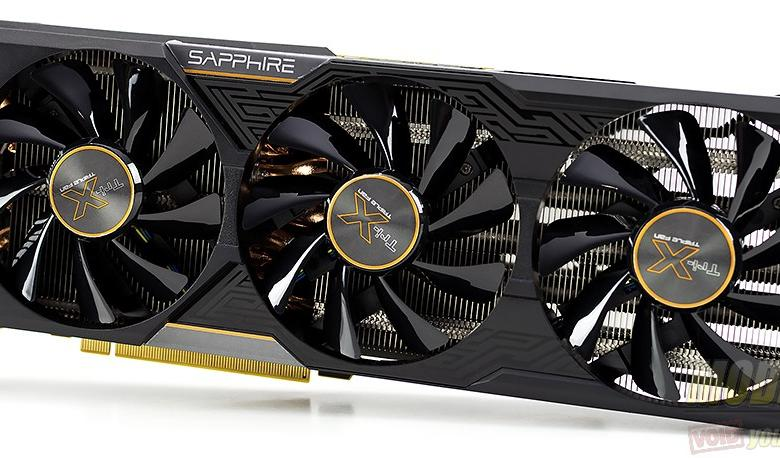 Photo of Sapphire Tri-X Radeon R9 Fury Review