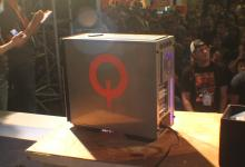 Quakecon 2015 Twenty years of Peace Love and Rockets. casemod, Gaming, lan party, modding, quakecon 62