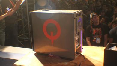 Quakecon 2015 Twenty years of Peace Love and Rockets. casemod, Gaming, lan party, modding, quakecon 17