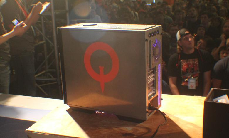 Photo of Quakecon 2015 Twenty years of Peace Love and Rockets.