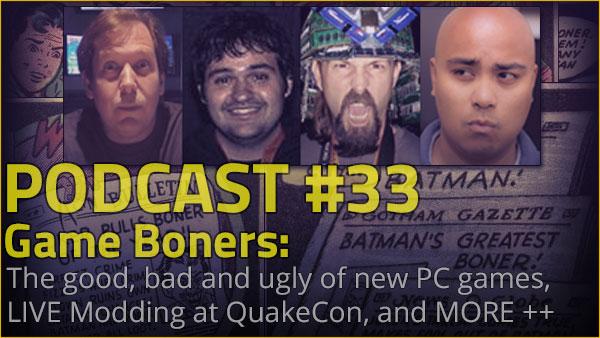 Photo of Podcast #33 – Game Boners