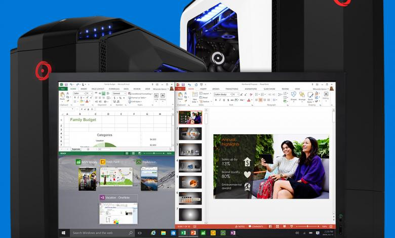Photo of Windows 10 is Now Available on all award-winning ORIGIN PC Desktop and Laptops