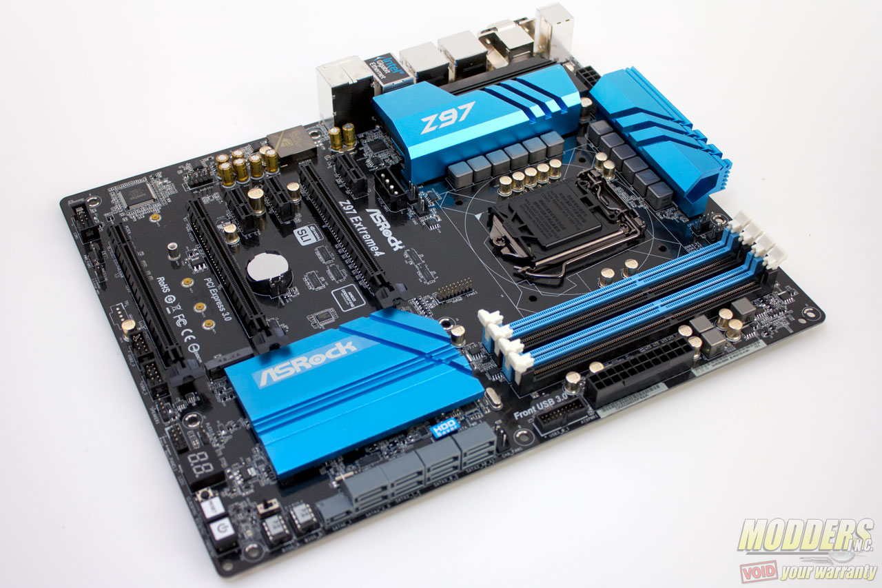 Asrock Z97 Extreme 4 Motherboard Review: Bang-for-Buck Beast