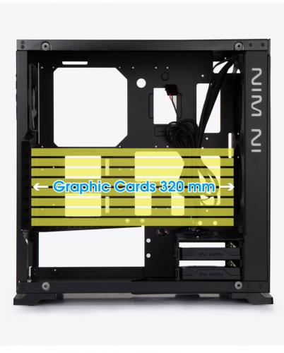 In Win Announces Mid-tower 805 ATX Chassis aluminum, anodized, Case, InWin, Mid Tower, tempered 9