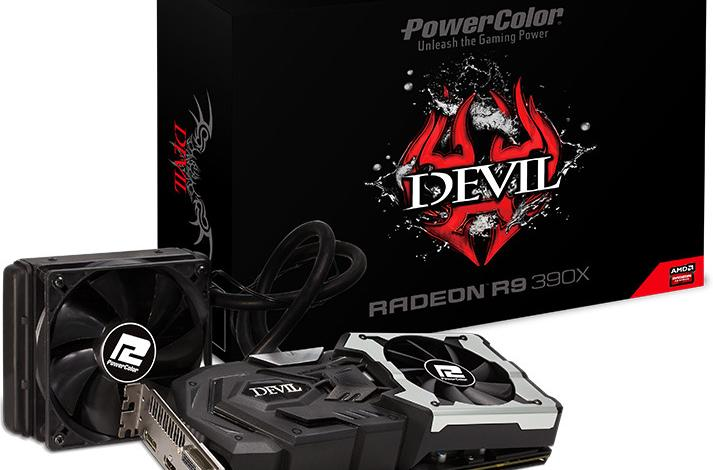 Photo of PowerColor Announces Devil R9 390X 8GB Graphics Card