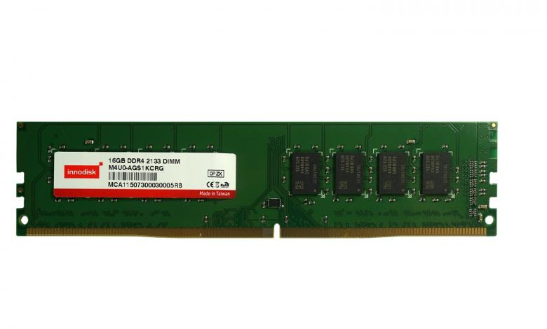 Photo of Innoodisk Launches New 16GB DDR4 Memory Modules for Embedded Systems and Servers