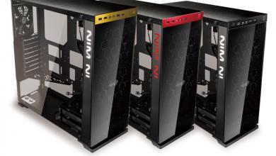 In Win Announces Mid-tower 805 ATX Chassis aluminum, anodized, Case, InWin, Mid Tower, tempered 3