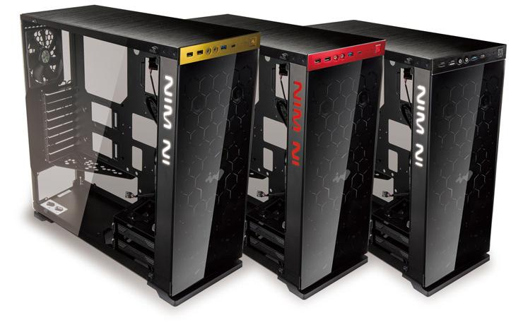 Photo of In Win Announces Mid-tower 805 ATX Chassis