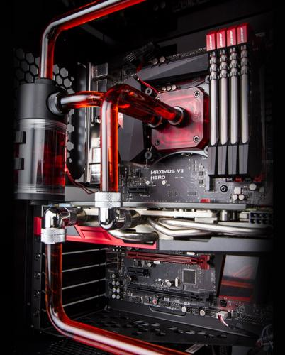In Win Announces Mid-tower 805 ATX Chassis aluminum, anodized, Case, InWin, Mid Tower, tempered 13
