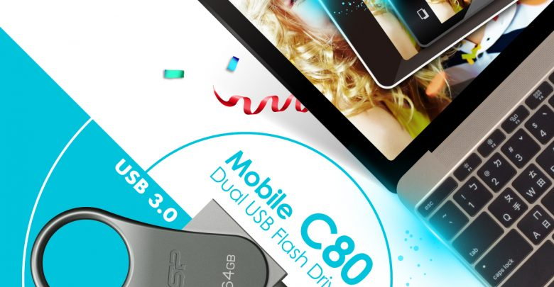 Photo of SP Silicon Power Releases Dual USB Drive – Mobile C80 for Type-C Ready Smartphones and Tablets