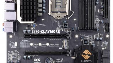 ECS Introduces the Z170-CLAYMORE LEET Gaming Motherboard claymore leet, ECS, ethernet, hdmi, Motherboard, z170 3