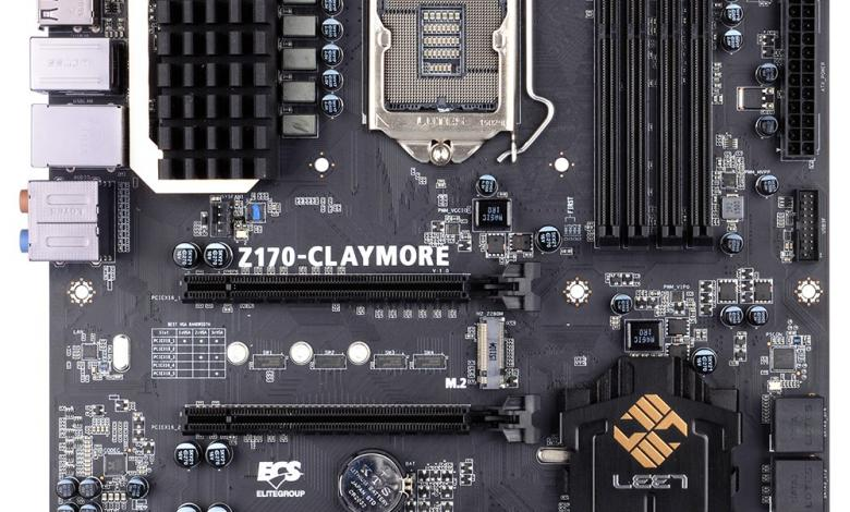 Photo of ECS Introduces the Z170-CLAYMORE LEET Gaming Motherboard